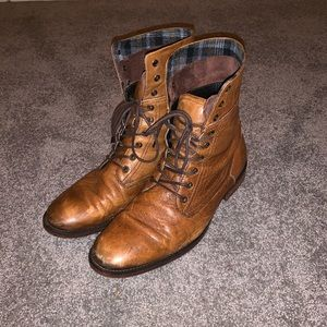 J&M Men's Leather Foldable Boot - Chic & Smart!!